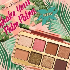 Too Faced LIMITED EDITION Shake Your Palm Palms